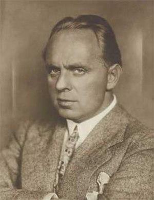 Rudolf Klein-Rogge - Image: RKR wiki pic