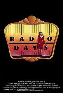 <i>Radio Days</i> 1987 film by Woody Allen