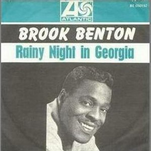 Rainy Night in Georgia - Image: Rainy night in georgia 45