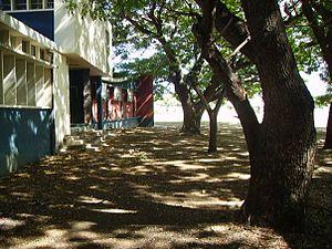 Royal College Port-Louis (Mauritius) - Image: Rcpl Salon