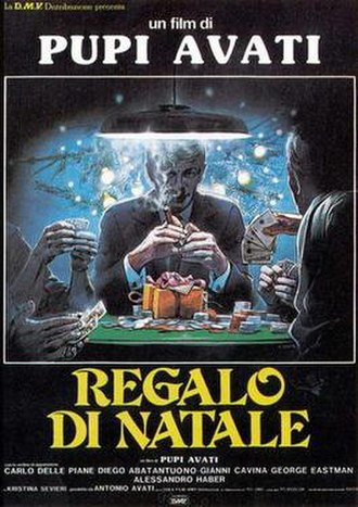 Christmas Present (film) - Italian theatrical release poster by Enzo Sciotti