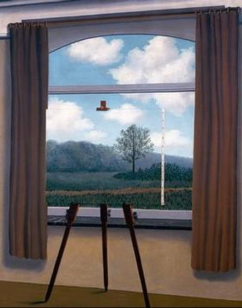 Ren%C3%A9 Magritte The Human Condition
