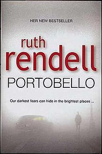 novel by Ruth Rendell