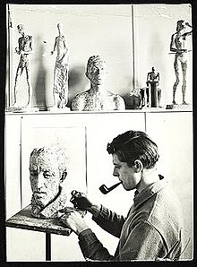 Robert White Sculpting.jpg