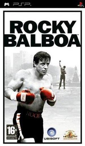 Rocky Balboa (video game) - Image: Rocky Balboa PSP