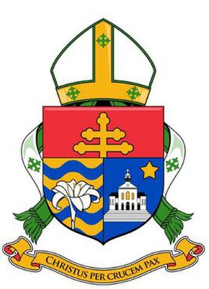 Roman Catholic Archdiocese of Halifax-Yarmouth - Coat of Arms of the Archdiocese of Halifax