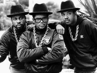 Run-DMC American hip hop group
