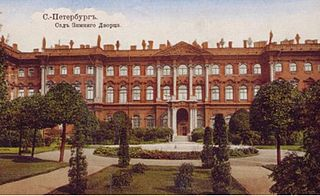Private Apartments of the Winter Palace