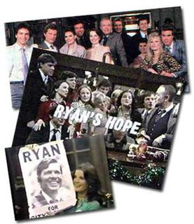 <i>Ryans Hope</i> television series