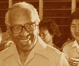 S. Rajaratnam - Image: S Rajaratnam smiling