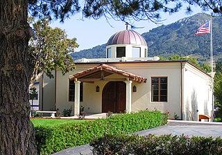 Saint Anne Byzantine Catholic Church church building in California, United States of America