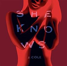 She knows j cole song wikipedia single by j cole featuring amber coffman cults aloadofball Gallery