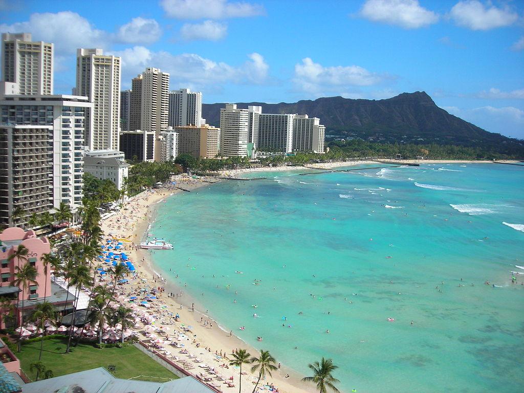 Oahu Hotel Room By The Beach