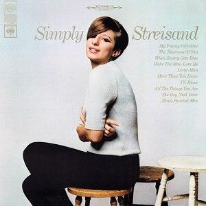 Simply Streisand - Image: Simply Streisand