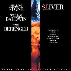 Sliver (soundtrack) - Image: Sliveralbum