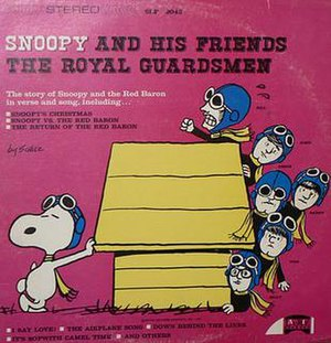 Snoopy and His Friends - Image: Snoopy And His Friends Album Front