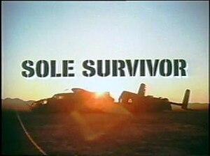 Sole Survivor (1970 film) - Screen capture