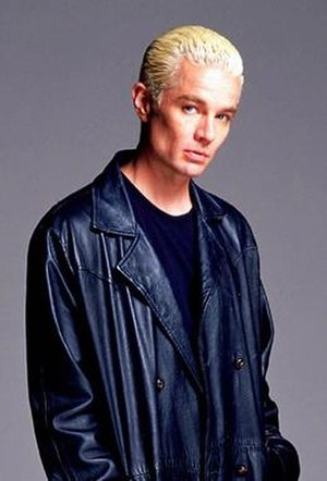 Spike (Buffy the Vampire Slayer) - Spike, as portrayed by James Marsters