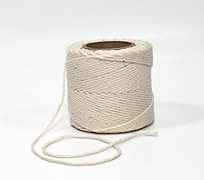 A spool of twine.
