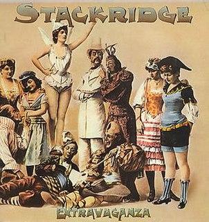 <i>Extravaganza</i> (album) 1975 studio album by Stackridge