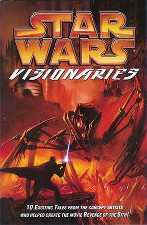 Star Wars: Visionaries - Image: Star Wars Visionaries