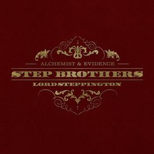 Lord Steppington - Image: Step Brothers, Lord Steppington, cover art, Oct 2013