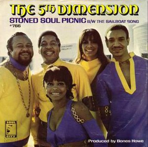 Stoned Soul Picnic (song) - Image: Stoned Soul Picnic The 5th Dimension