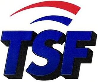 TSF Jazz - Image: TSF Jazz logo 1992