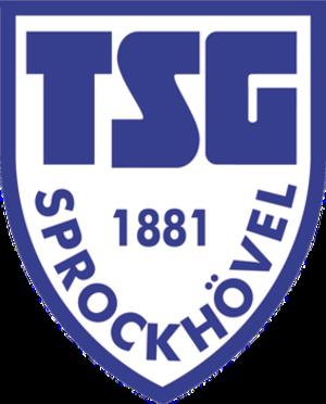 TSG Sprockhövel - Image: TSG Sprockhovel