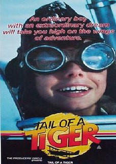 <i>Tail of a Tiger</i> 1984 film by Rolf de Heer