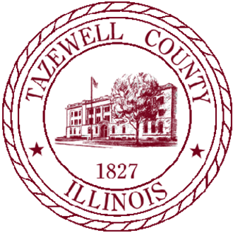 Tazewell County, Illinois - Image: Tazewell County, Illinois seal