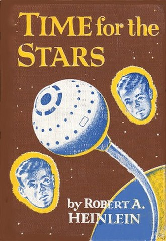 Time for the Stars - First Edition cover