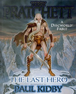 The Last Hero - Image: The last hero