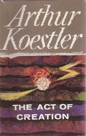 The Act of Creation - First UK edition