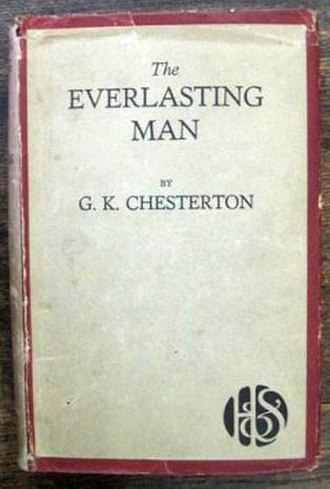The Everlasting Man - First edition (publ. Hodder & Stoughton)