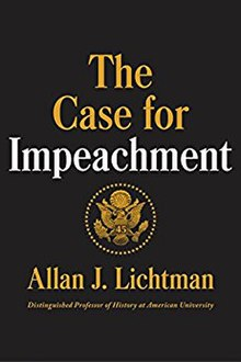 how to write an impeachment letter