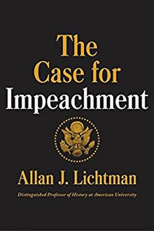 The Case for Impeachment - Book cover