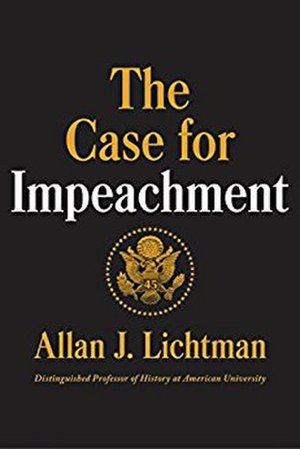 The Case for Impeachment - Book cover