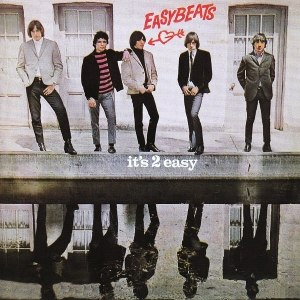 It's 2 Easy - Image: The Easybeats It's 2 Easy L Pcover