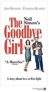 <i>The Goodbye Girl</i> (2004 film) 2004 television film directed by Richard Benjamin