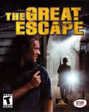 The Great Escape (2003 video game) - Image: The Great Escape Game