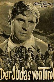 <i>The Judas of Tyrol</i> 1933 film by Franz Osten