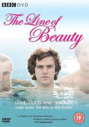 The Line of Beauty (miniseries) - Image: The Line of Beauty DVD