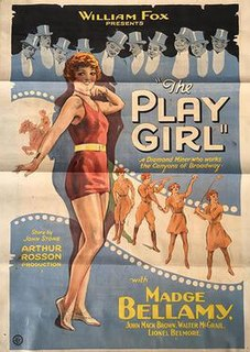<i>The Play Girl</i> 1928 film