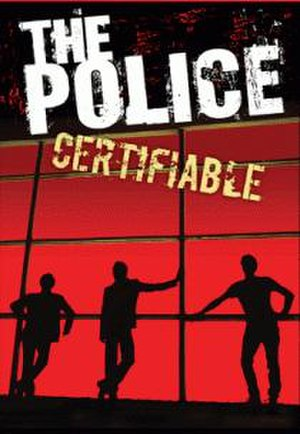 Certifiable: Live in Buenos Aires - Image: The Police Certifiable album cover