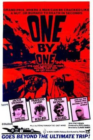 One by One (1975 film) - Poster with the film's original title: One by One