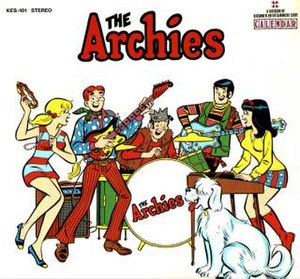 The Archies (album) - Image: Thearchiesalbum 2