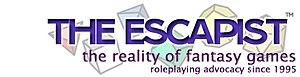 The Escapist (website) - Image: Theescapist dot com logo