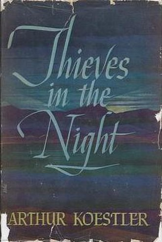 Thieves in the Night - First UK edition (publ. Macmillan)