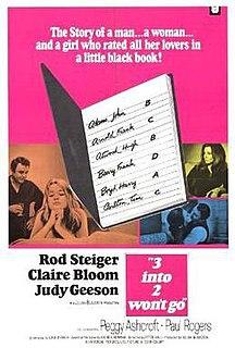 <i>Three into Two Wont Go</i> 1969 film